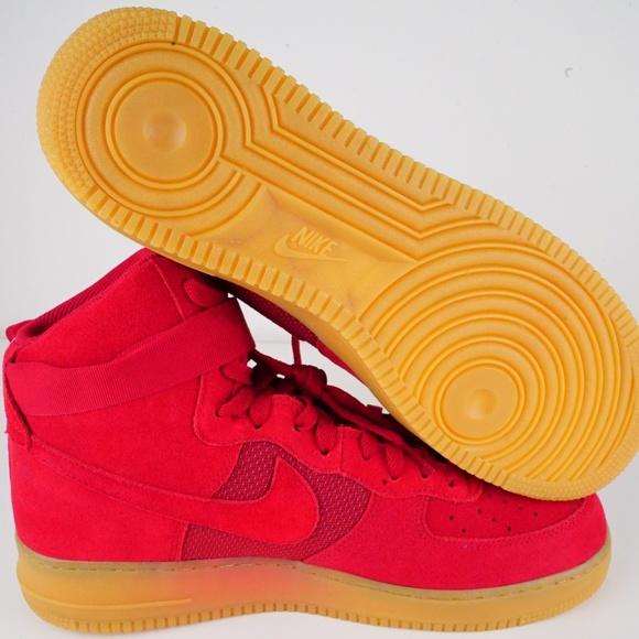 f11090882fd Nike Air Force GYM Red Bottom Men Sneakers Sz 10